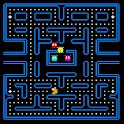 Classic Pacman game icon