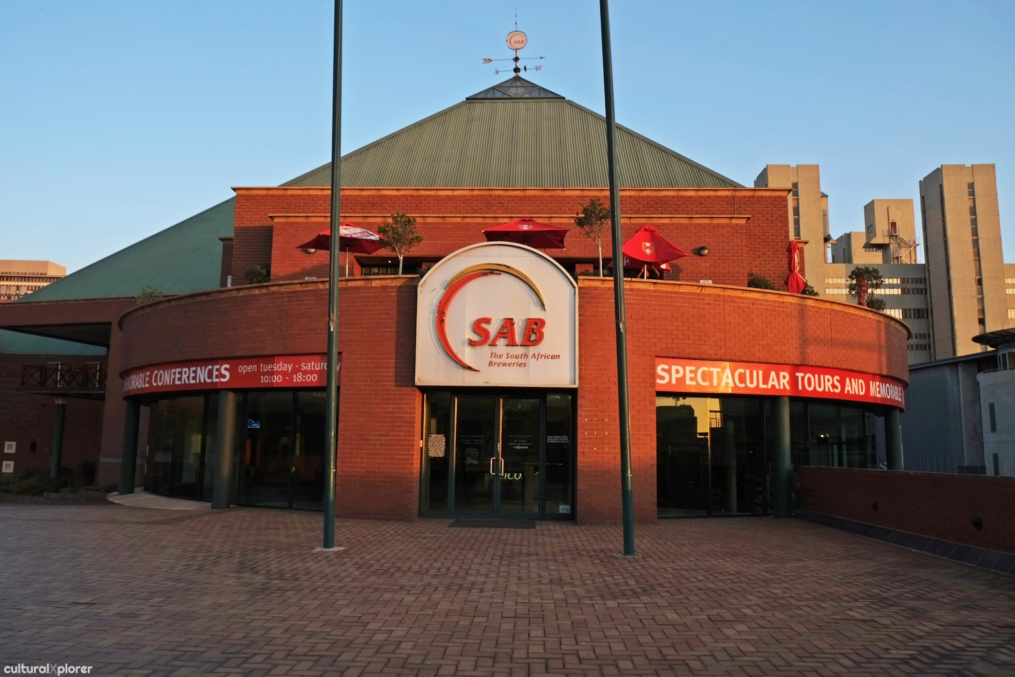 SAB World of Beer Johannesburg