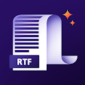 RTF Viewer RTF File Reader for Android icon