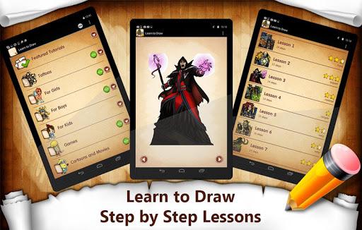 Learn To Draw Warkraft