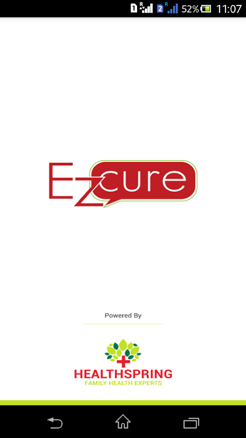 EZcure- screenshot