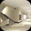 脱出ゲーム 学校の廊下からの脱出 icon