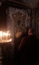 Photo: У главной Святыни монастыря -
