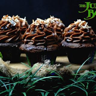 The Jungle Book Cupcakes.