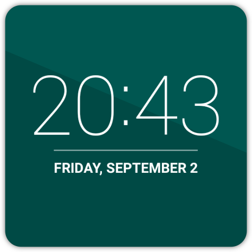 MiClock / LG G4 Clock Widget