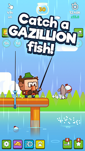 Clickbait: Tap to Fish Screenshot
