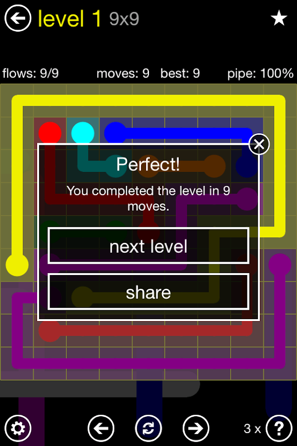 Flow Free- screenshot
