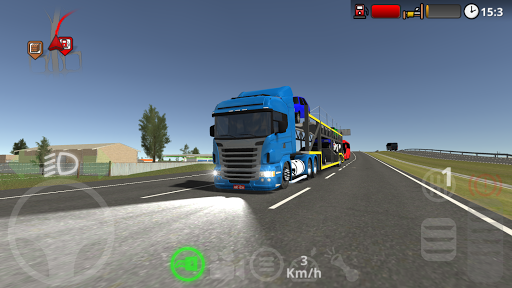 The Road Driver - Truck and Bus Simulator apkmartins screenshots 1