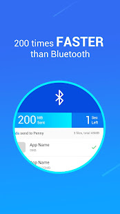App XShare - File Fast Transfer APK for Windows Phone