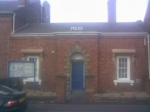 Photo: The old Police building off Boston Rd.