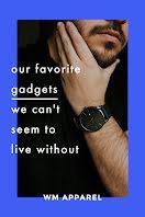 Our Favorite Gadgets - Pinterest Pin item