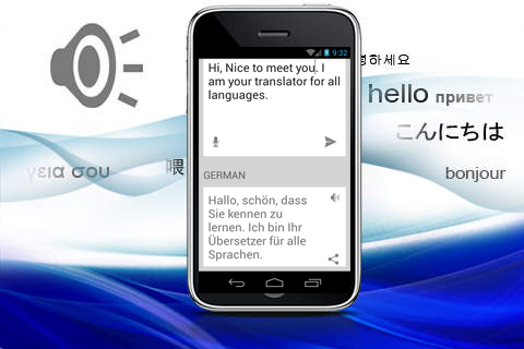 Voice Translate Speak Language- screenshot