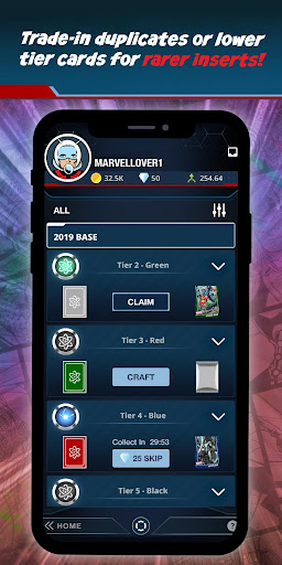 Marvel Collect! by Toppsu00ae Card Trader apktram screenshots 8