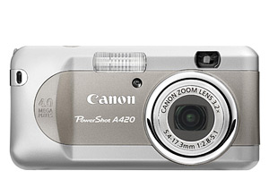 Image result for canon powershot a420
