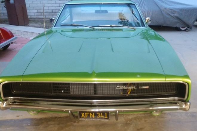 1968 Doge Charger Hire CA 92587