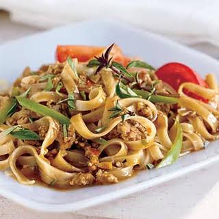 Drunken Noodles.