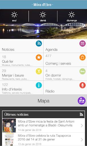 Mu00f3ra d'Ebre 1.2.0 screenshots 1
