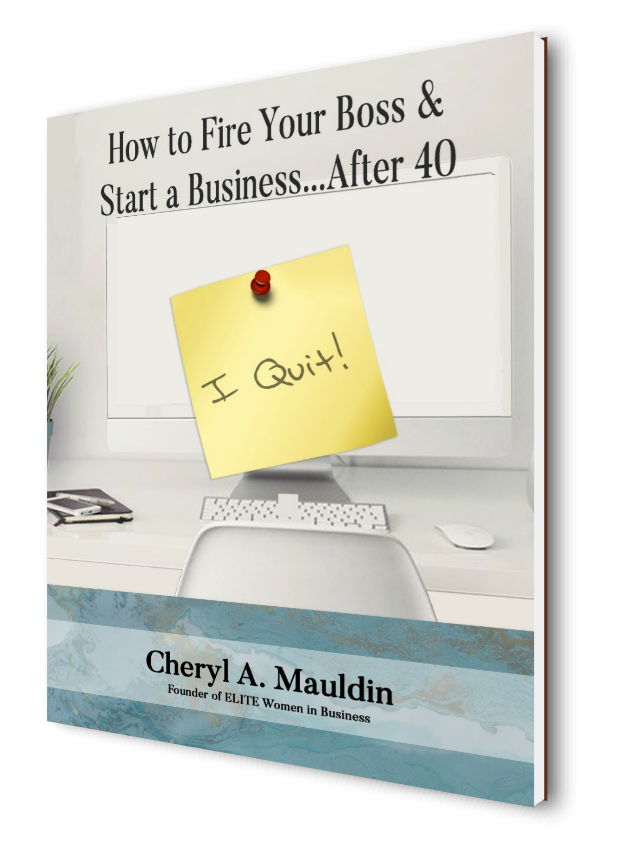 How to Fire Your Boss and Start a Business After 40