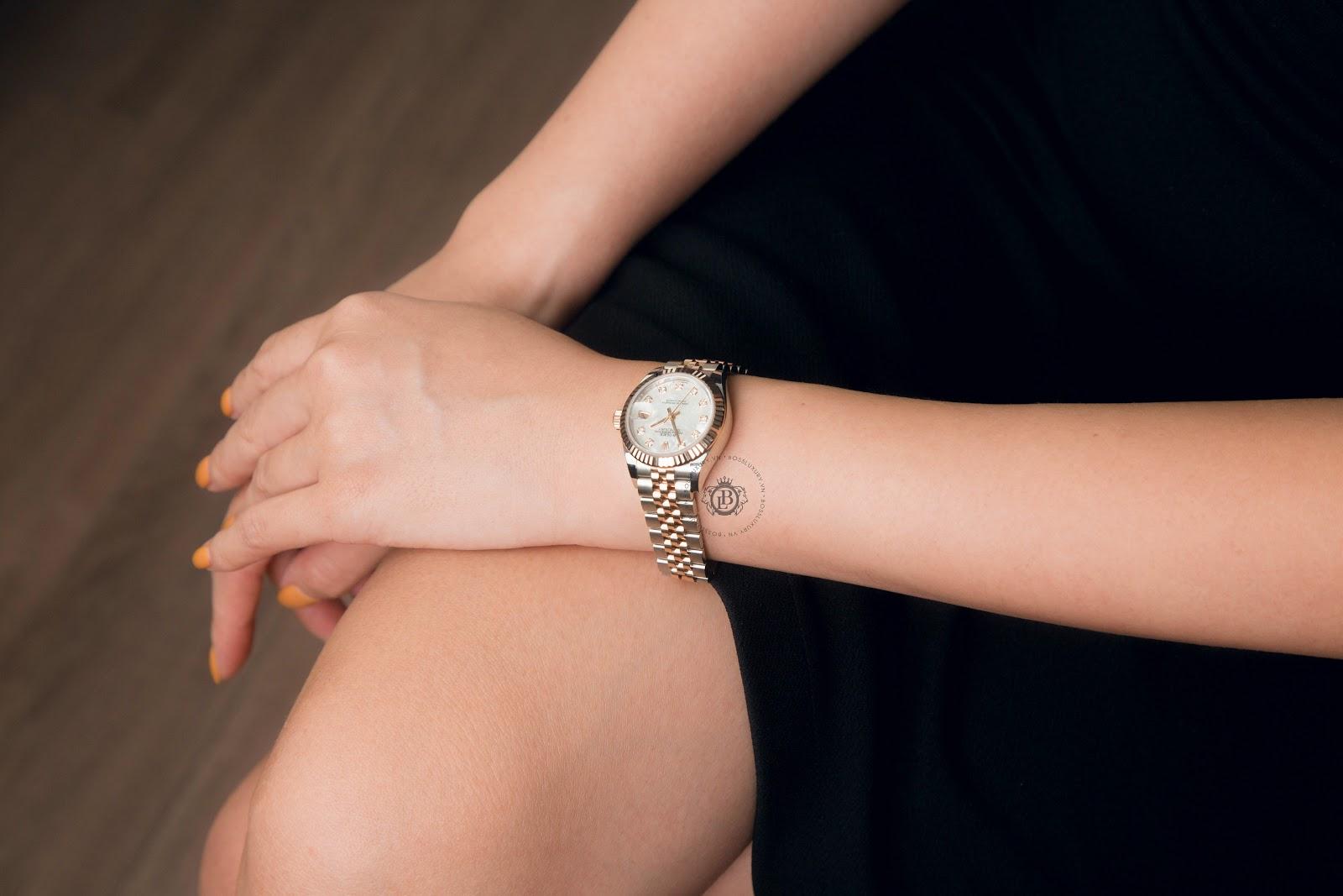 Cùng Boss Luxury cập nhật 5 xu hướng đồng hồ sang trọng không thể bỏ qua năm 2021 - Ảnh 4