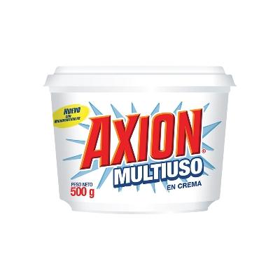 Lavaplatos En Crema Axion Multiuso 500 Gr