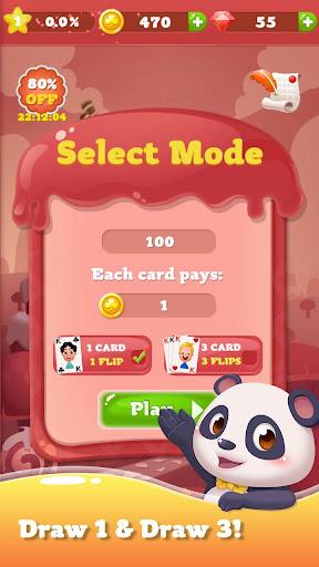 Classic Solitaire Panda apkdebit screenshots 6