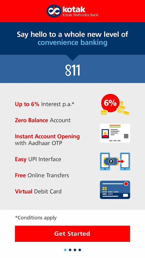 Kotak - 811 & Mobile Banking - Android Apps on Google Play