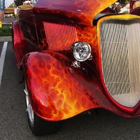 by Tom Carson - Transportation Automobiles