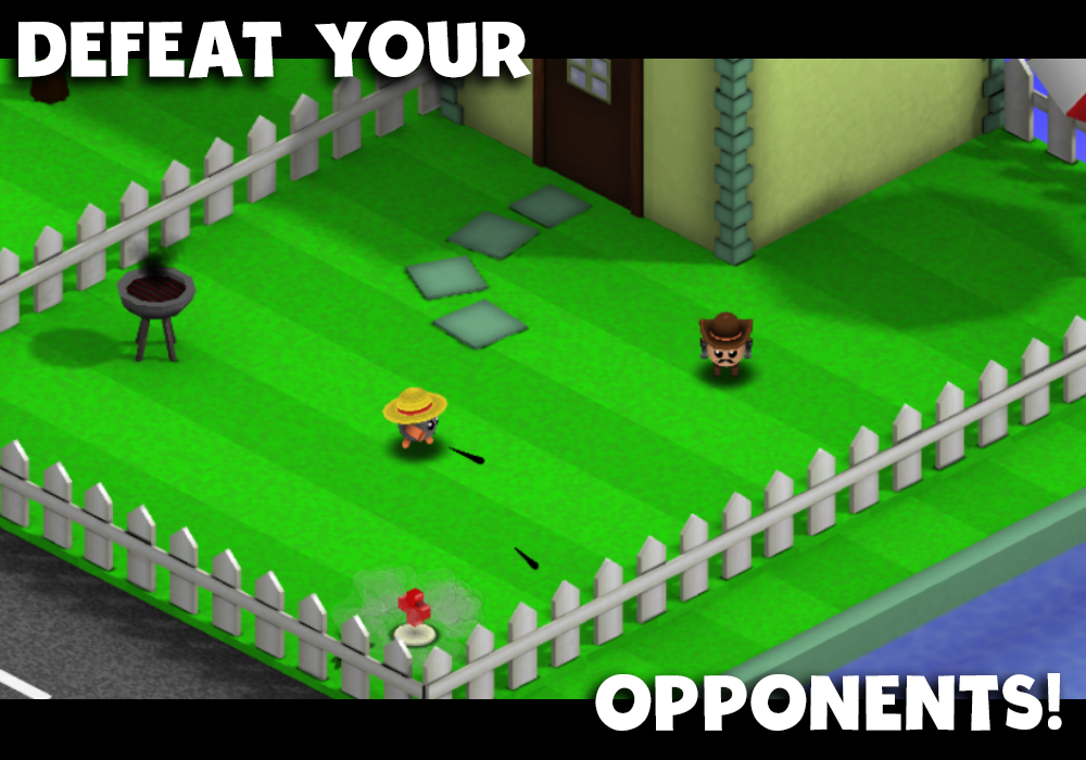 Round Battle - Shooting game- screenshot