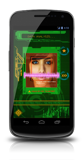 Biometric Face Detector