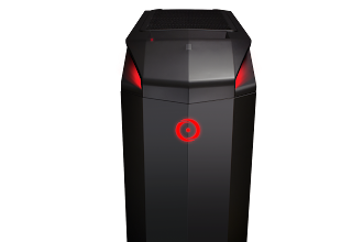Photo: The New ORIGIN GENESIS and MILLENNIUM Desktop Case