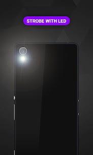 Music Strobe Pro:  hue flashlight for houseparty 4.11 Pro Mod APK Download 3