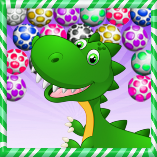 Dinosaur Bubble Shooter 2016