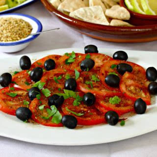 Tomatoes Jarra Marra {World Tapas Day}.