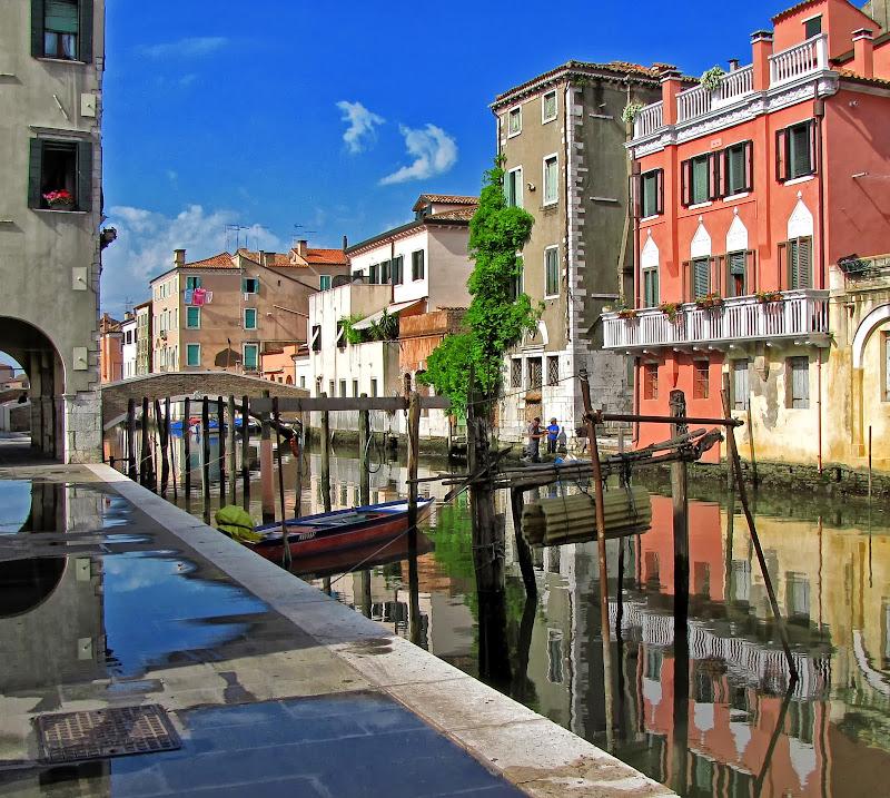 Canal Vena di romano
