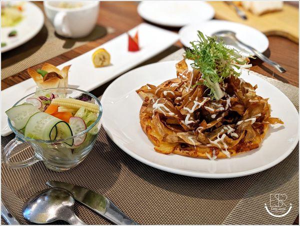 桃園素食餐廳天然健康/艾維農歐風素食/雙人精緻套餐,給予你視覺味覺上的雙重滋養 Halal清真友善餐廳 桃園蔬食景點餐廳