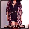 Kimono Cardigan icon