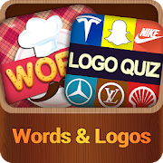 Words & Logos - Logo Guessing & Word Puzzle