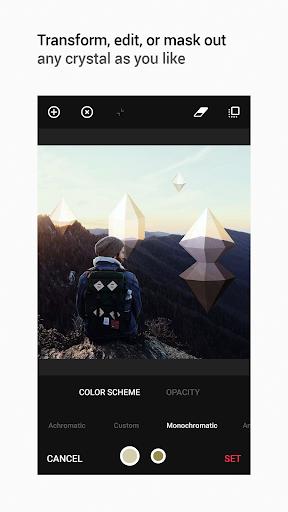Crystallic screenshot