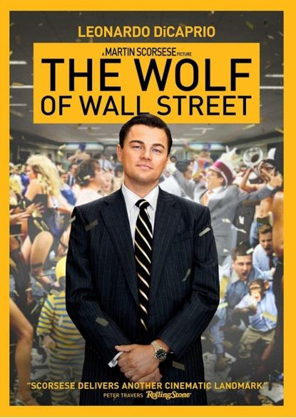 The Wolf of Wall Street | DVD | Free shipping over £20 | HMV Store