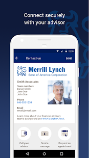 MyMerrill for Android- screenshot thumbnail