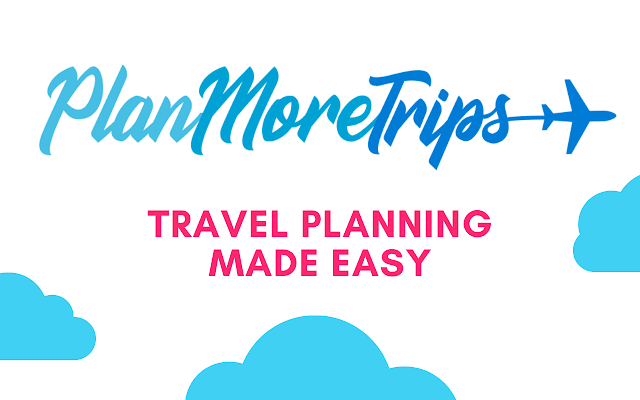 PlanMoreTrips Travel Planning App