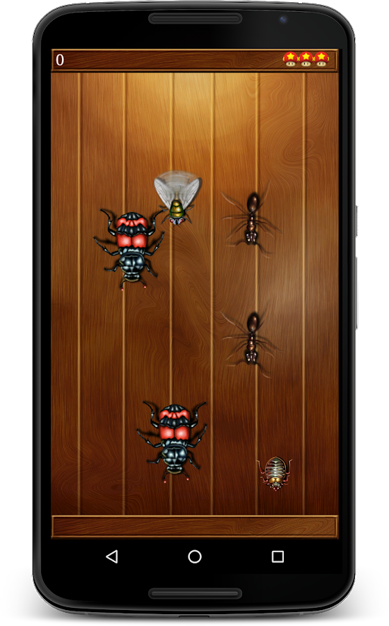 Bug Smasher- screenshot