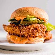 Crunchy Chicken Sandwich