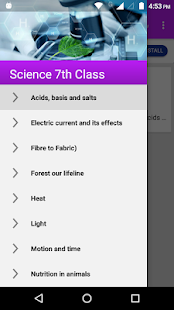 CBSE Science Solutions 7th Class - náhled