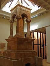 Photo: Mausoleum van Ghirza uit de 4de eeuw