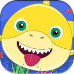 Baby shark : Doo shark in the sea Icon