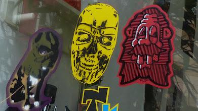Photo: Stickerparade; Brause; KALLE KARL HEINZ SWAGGERT et al.