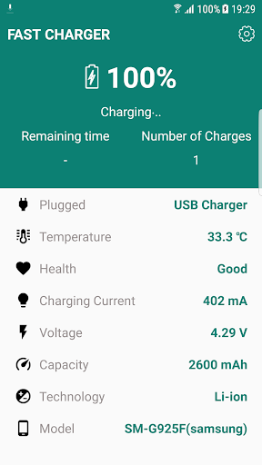 Fast Charging(Speed up) 4.0.7 screenshots 1