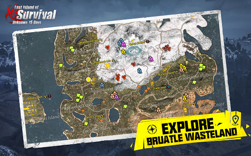 Last Island of Survival: Unknown 15 Days 1.0 screenshots 10
