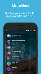 Sign for Deezer - Deezer Widgets and Shortcuts APK screenshot thumbnail 4
